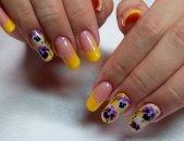 Нарощенные ногти, фото 1