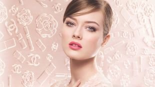Свадебный макияж для круглого лица, макияж на 1 сентября для серых глаз