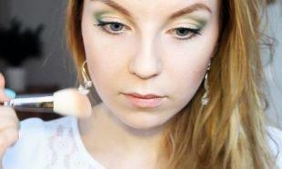 Макияж на выпускной, легкий весенний макияж