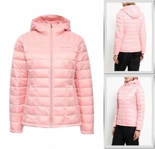 Розовые куртки, куртка утепленная columbia, осень-зима 2016/2017