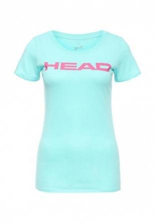 Голубые футболки, футболка head, осень-зима 2016/2017