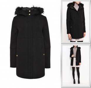 Черные куртки, куртка river island, осень-зима 2016/2017