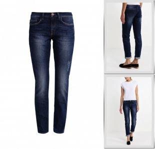 Серебряные джинсы, джинсы victoria beckham, осень-зима 2015/2016