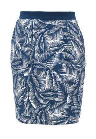 Синие юбки, юбка emoi, весна-лето 2016