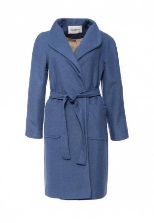 Голубые пальто, пальто tutto bene, осень-зима 2016/2017