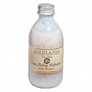 Скраб для сухой кожи тела, egomania молочко-скраб для тела дикие ягоды egomania - body peeling milkshake 194092 290 мл