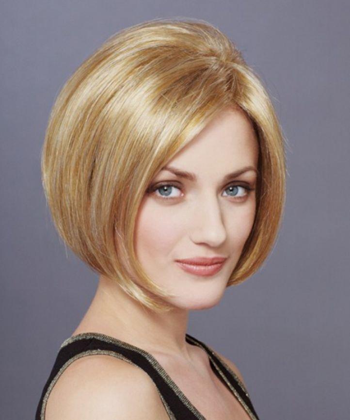Причёски под каре фото